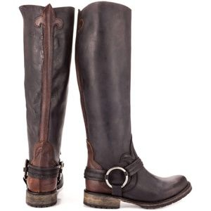 Steve Madden Judgment Riding Boot